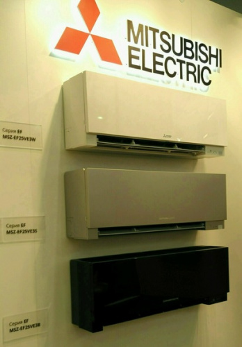Кондиционер Mitsubishi Electric MSZ-EF25VES Design фото в интернет-магазине AIR-RUS.RU